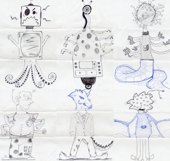 Creative Writing for ANY GENRE:  the Exquisite Corpse