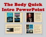 Stephen King's The Body - Quick PowerPoint Intro