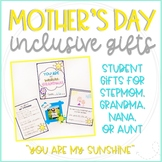 Stepmom, Grandma, & Aunt Inclusive Mother's Day Gift: Sunshine Book and Frame