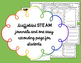 Back to School STEAM Challenge Activities, Posters, and Journal
