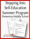 Stepping Into Self-Education Summer Program Elementary/Mid