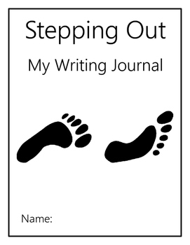 Stepping Out Writing Journal (grades 4/5)