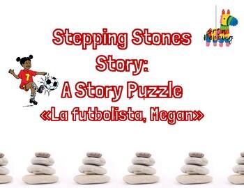 Stepping Stone Story: La futbolista, Megan