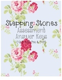 Stepping Stones Assessment Answer Key Binder Cover