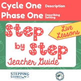 Stepping Stones Curriculum Cycle 1 Phase 1 - Step By Step