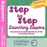 Stepping Stones Curriculum Launching Lessons Step By Step