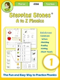 Stepping Stones Phonics: Book 1