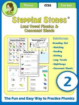 Stepping Stones Phonics: Book 2