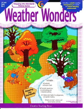 Stepping into Standards theme series Weather Wonders