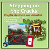 Stepping on the Cracks Novel Study