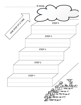 Steps Towards Goals