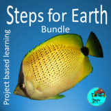 Steps for Earth   Bundle Biodiversity Climate Change Envir