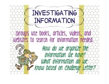 Steps in Inquiry Process