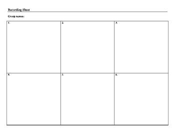 Steps in Splitting the Middle Term for Factoring Quadratics