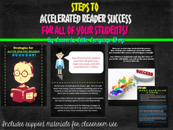 Steps to Accelerated Reader Success