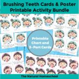 Steps to Brushing Teeth for Boys and Girls (Printable Char