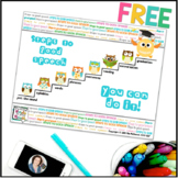 Articulation Self- Assessment Tool Freebie {Steps to Good Speech}