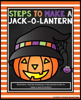 Steps to Make a Jack-O-Lantern