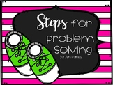 Steps to Problem Solving
