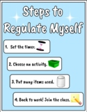 Steps to Regulate Myself