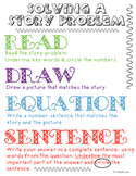 Steps to Solve Math Story Problems