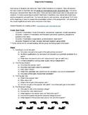 Steps to the Presidency Student Presentations