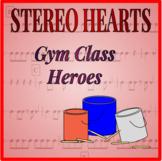 Stereo Hearts - Bucket Drumming Arrangement