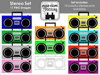 Stereo Set