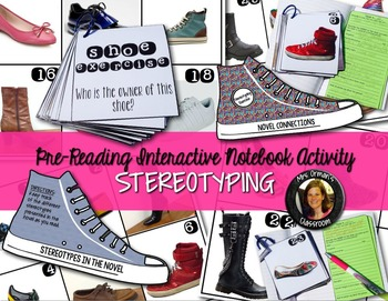 Stereotypes: Introducing the Theme for ANY Story Interactive Notebook
