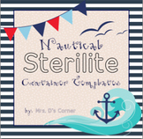 Sterilite Container Templates { Nautical Theme }