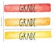 Grade Copy File Sterilite Drawer Labels Watercolor