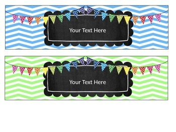 (Editable) Sterilite Drawer Labels