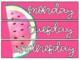 Sterilite Drawer Labels - Tropical EDITABLE