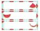 Sterlite Storage Drawers Watermelon Theme EDITABLE