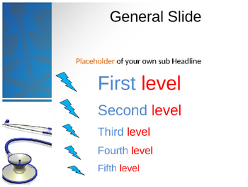 Stethoscope PPT Template