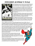 Stetson Kennedy & Superman Vs. the Klan