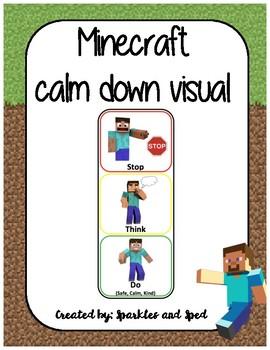 Steve Calm Down Visual