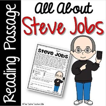 Steve Jobs Reading Passage