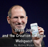 Steve Jobs and the Creation of Apple Webquest