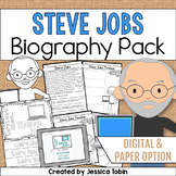 Steve Jobs Biography Pack