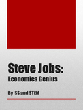 Steve Jobs: Entrepreneur &  Economics Genius