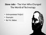 Steve Jobs PowerPoint (PPT)