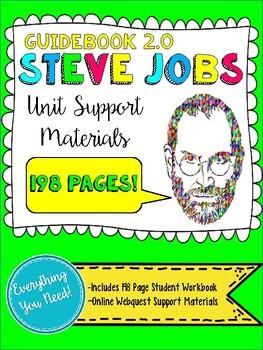 Steve Jobs Unit Workbook