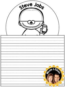 Writing Craft - Steve Jobs Inventor