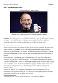 Steve Jobs - biography
