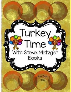 Steve Metzger Turkey Book Activities