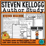 Steven Kellogg:  An Author Study Packet