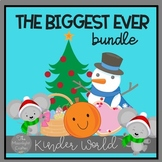 Steven Kroll The Biggest Ever...BUNDLE