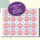 Steven Universe 4x4 Bingo 30 Cards