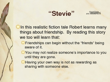 """""""Stevie"""" Open Court Vocabulary and Spelling Powerpoint"""